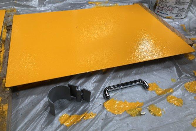 部品加工・塗装