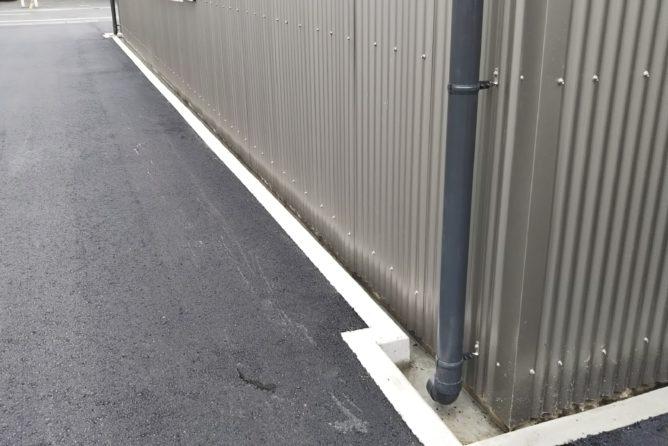 外壁GL鋼板重ね張り